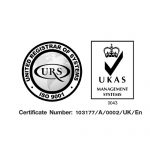 Rubber Parts Certificate
